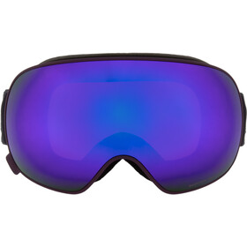 Red Bull SPECT Magnetron Goggles, burgundy/purple snow